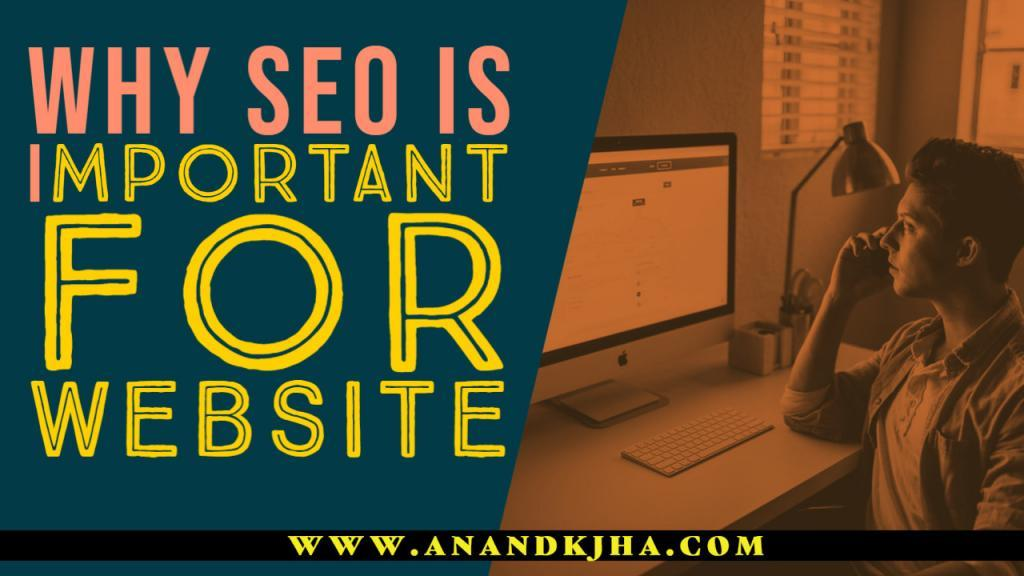 Why SEO is Important for Your Website