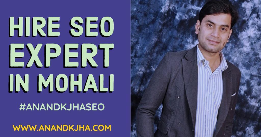 SEO Expert in Mohali