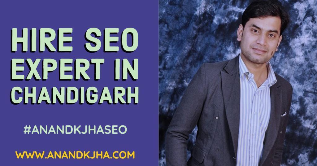 Hire SEO Expert Freelancer in Chandigarh